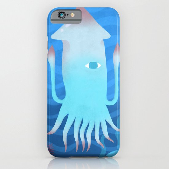 Giant Squid iPhone & iPod Case