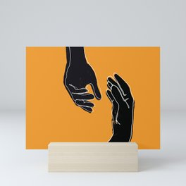 Give me more Mini Art Print