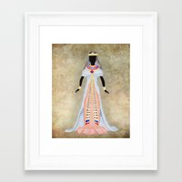 egypt Framed Art Prints featuring Egypt by Dany Delarbre