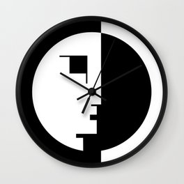 BAUHAUS! Wall Clock