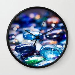 Nurture Wall Clock