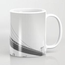 Manhattan Over Manhattan Coffee Mug