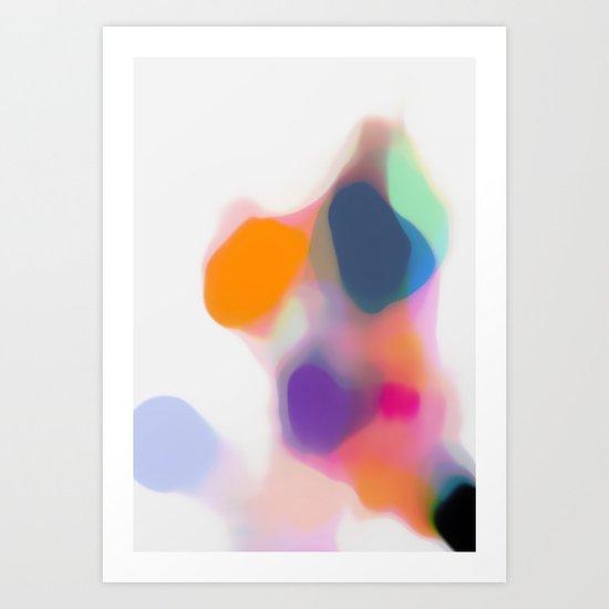 CHAMPAGNE COAST 02. Art Print