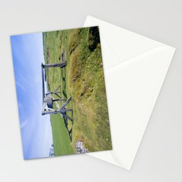 Magpie Mine horse gin Stationery Cards