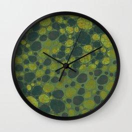 """""""Art Deco Abstract Crocodile"""" Wall Clock"""