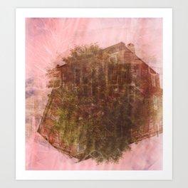leafhouse Art Print