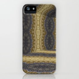 Iconic Hollows 6 iPhone Case