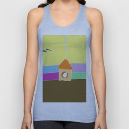 birdhouse Unisex Tank Top