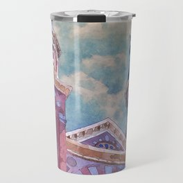 St. Mary's Catholic Church Travel Mug