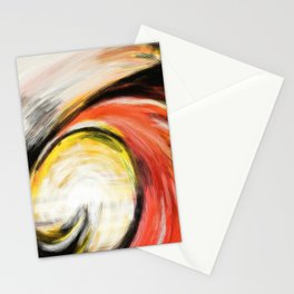 My Wave - Abstract Stationery Cards
