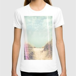 Light Leaks / The Way To The Beach T-shirt
