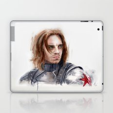 Who the hell is Bucky Laptop & iPad Skin