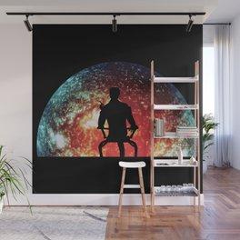 Illusive man ( Mass Effect ) Wall Mural