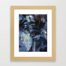 Hidden Layers Framed Art Print