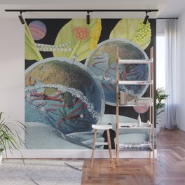 Parallel Universe Wall Mural