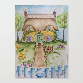 Cotswold Beauty Canvas Print