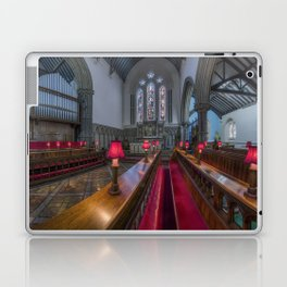Choir Hymns Laptop & iPad Skin