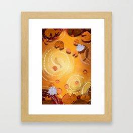 Pond! Framed Art Print
