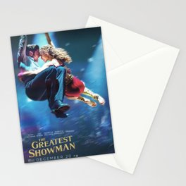 The Greatest Show Dance Stationery Cards