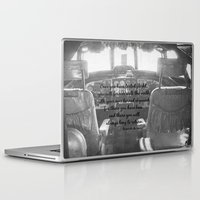 da vinci Laptop & iPad Skins featuring Flight Skyward Da Vinci by KimberosePhotography