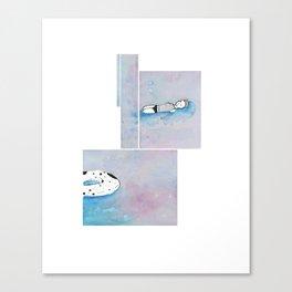 Drift Canvas Print