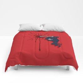 Attack of the Tiny Ninja Comforters