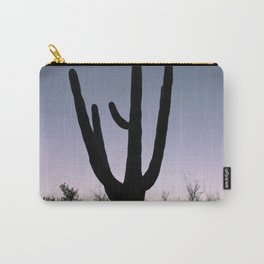 Sunset Cacti Carry-All Pouch