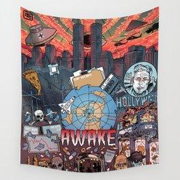 AWAKE! Wall Tapestry