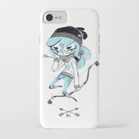 arrow iPhone & iPod Cases featuring Arrow by Yoii