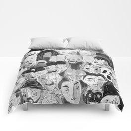 Movie Maniacs Comforters