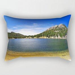Lily Lake Rectangular Pillow