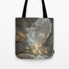 I had a dream, Abstract Fractal Art Tote Bag