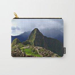 TRUEHOOD-Machu Picchu Carry-All Pouch