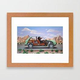 Road Trip Framed Art Print