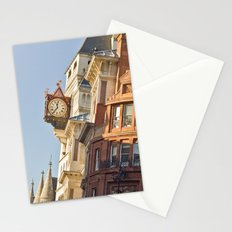 The time will arrive Stationery Cards