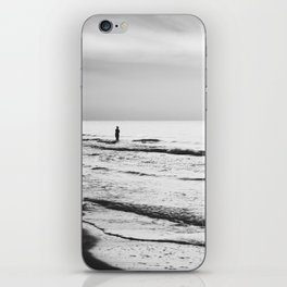 Silent Waves iPhone Skin
