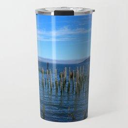 Columbia River Scene Travel Mug