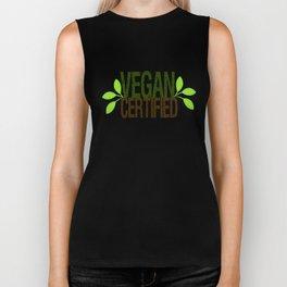 Vegan Certified Biker Tank