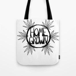 Home Grown Organic Tote Bag