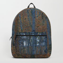 Gustav Klimt - Beech Grove Backpack