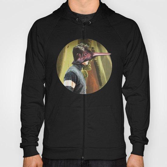 The Kiwi Bird Man Hoody