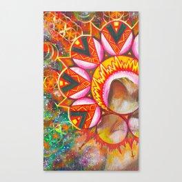 Masculine Energy Canvas Print