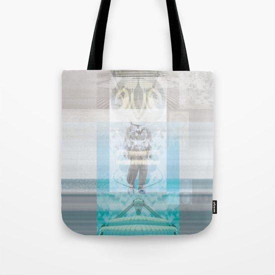 ( A    I ) spirazione Tote Bag