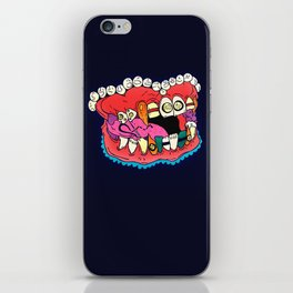 Blingteeth iPhone Skin
