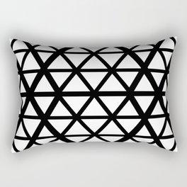Bounds and Binds Rectangular Pillow