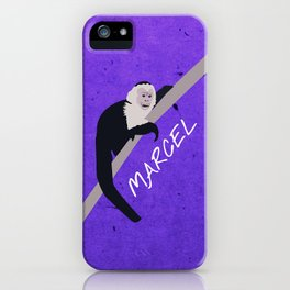 Friends 20th - Marcel iPhone Case