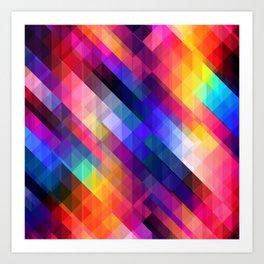 The Kaleidoscope Art Print