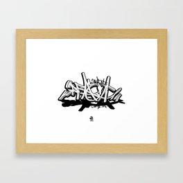 """PRAGA"" Framed Art Print"