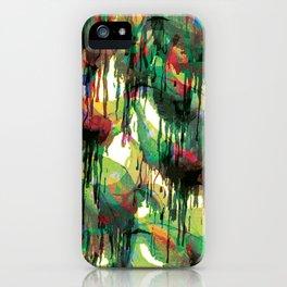 Dirty Bananas iPhone Case