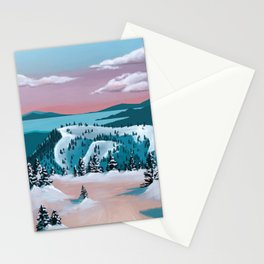 British Columbia Vancouver island Stationery Cards